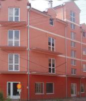 Poslovno stambena zgrada - Evropa-Komerc - Petrovac na Mlavi